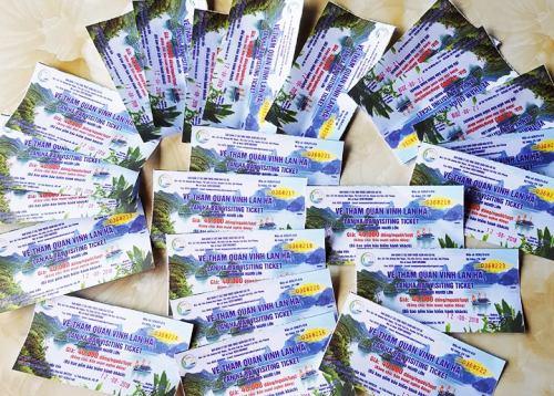 Đoàn du khách 23 người tham quan đảo Cát Ông bị ép mua vé tham quan vịnh Lan Hạ  2