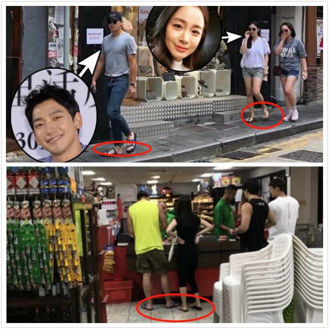 Bi Rain đầu bù tóc rối cùng bà xã Kim Tae Hee tận hưởng chuyến du lịch chỉ có 2 người - Ảnh 5.