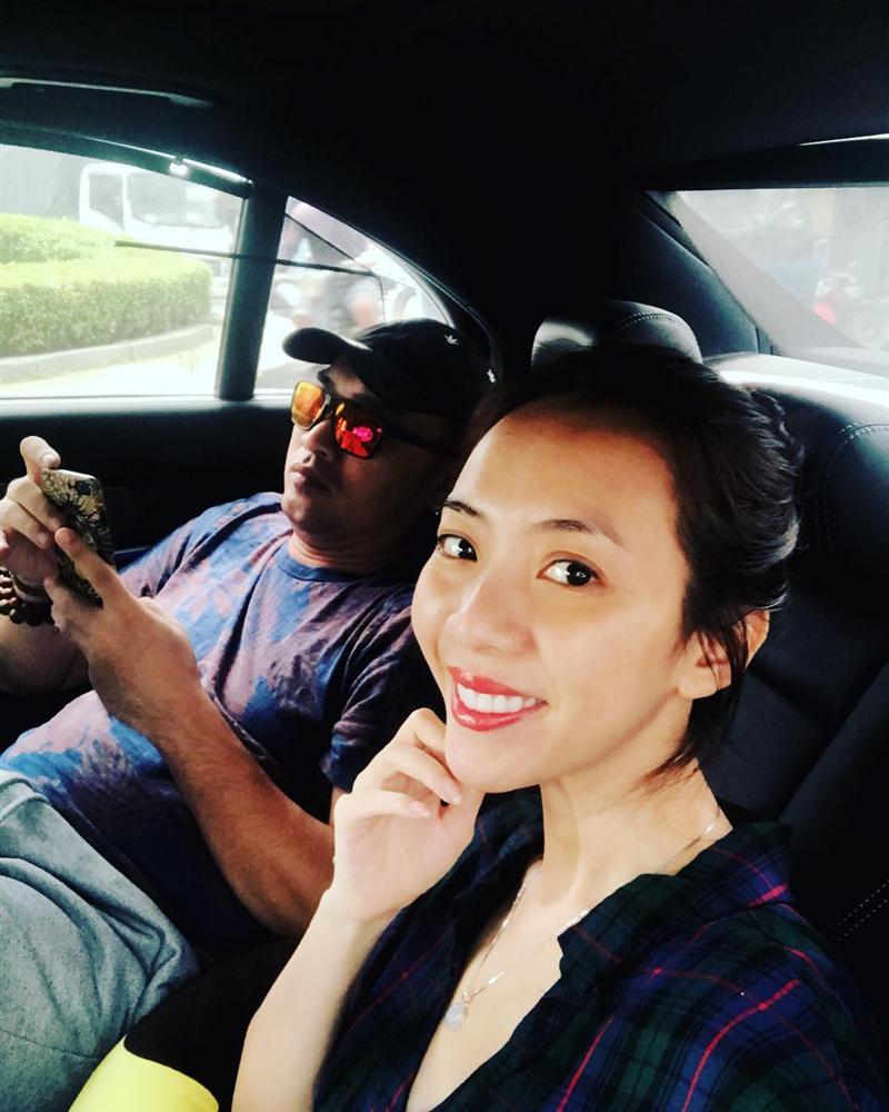 Phản ứng của Thu Trang, Tiến Luật khi bị quay lén cãi nhau vì ngoại tình 1