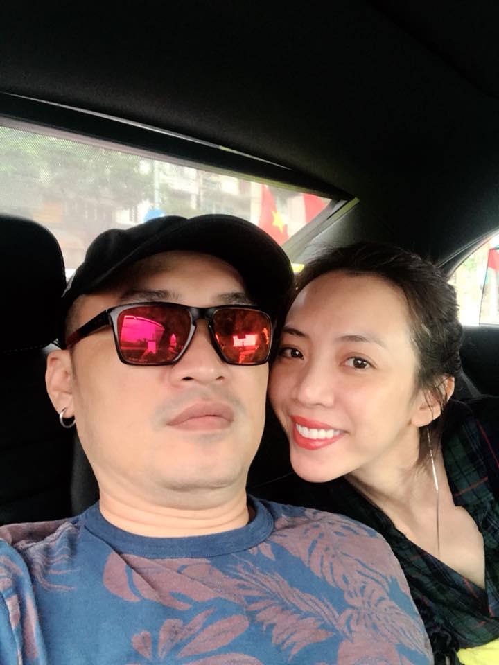 Phản ứng của Thu Trang, Tiến Luật khi bị quay lén cãi nhau vì ngoại tình 2