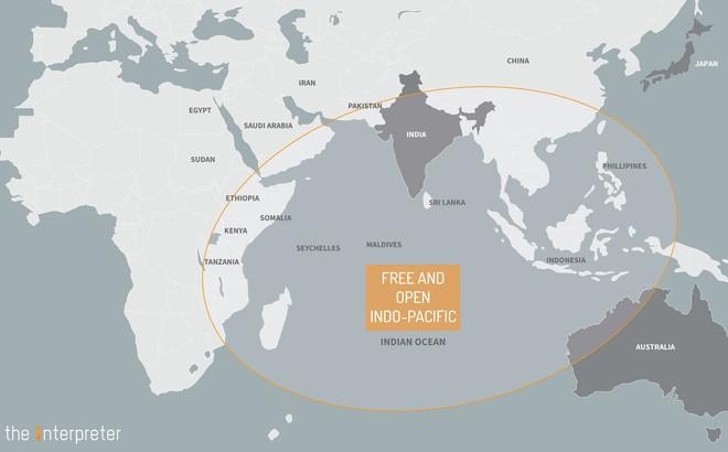Việt Nam sở hữu một trọng địa trong chiến lược Ấn Độ - Thái Bình Dương của Mỹ 1