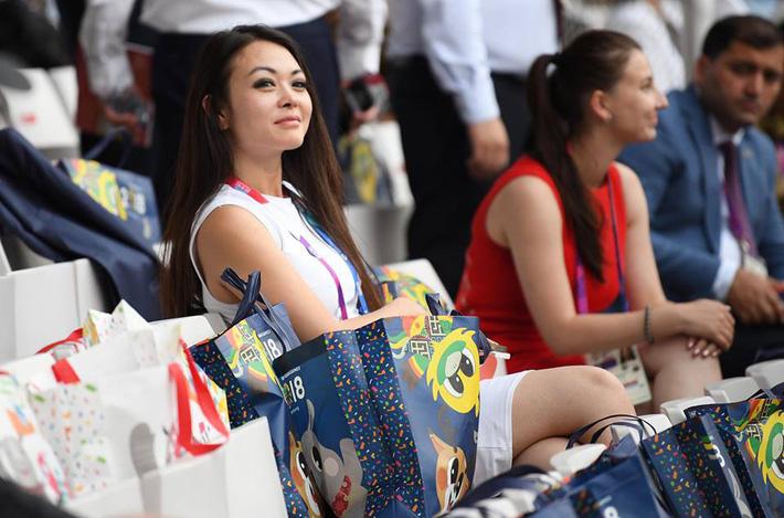 Trực tiếp lễ khai mạc đầy tham vọng của chủ nhà Asiad 2018 - Indonesia 33