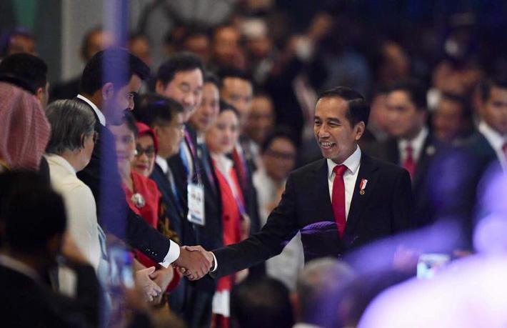 Trực tiếp lễ khai mạc đầy tham vọng của chủ nhà Asiad 2018 - Indonesia 18