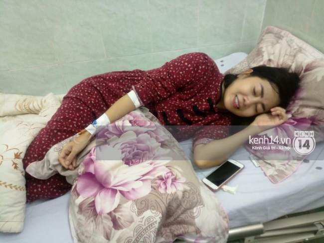 Hé lộ hình ảnh hiếm hoi và tình trạng sức khỏe của Mai Phương sau khi nhập viện vì ung thư phổi giai đoạn cuối 2
