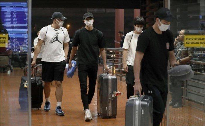 Vừa sang Indo, 4 VĐV bóng rổ Nhật Bản bị đuổi về nước vì cáo buộc mua dâm 1