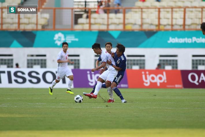 Đanh thép đả bại U23 Nhật Bản, HLV Park Hang-seo đã đi nước cờ vượt qua cả Asiad 2