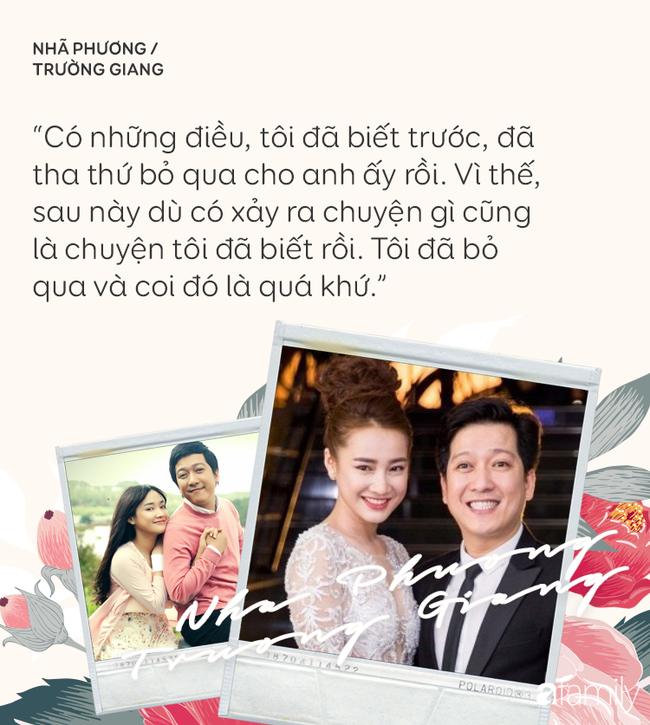 Hành trình từ yêu đến cưới của Nhã Phương - Trường Giang: Dẫu sóng gió đến đâu, sau cùng vẫn là chúng ta ở bên nhau 6