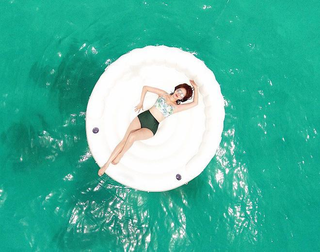 Giữa nghi vấn sắp lên xe hoa, Bảo Thy khoe body nóng bỏng trong loạt ảnh du lịch ở thiên đường Maldives 7