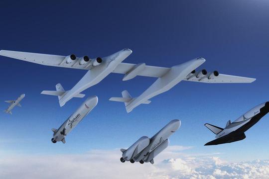 Máy bay lớn nhất thế giới chuẩn bị cất cánh 1