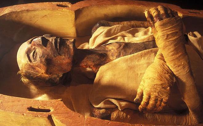 Người Ai Cập đã biết ướp xác từ cách đây hơn 5.000 năm 1