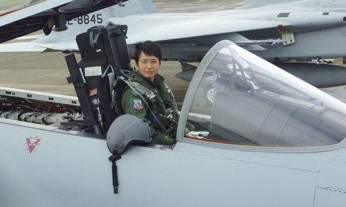 Chân dung nữ phi công tiêm kích đầu tiên trong lịch sử Nhật Bản 1