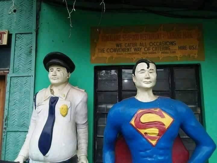 Các siêu anh hùng của DC và Marvel tề tựu trong công viên có tính giải trí cao nhất mọi thời đại 1