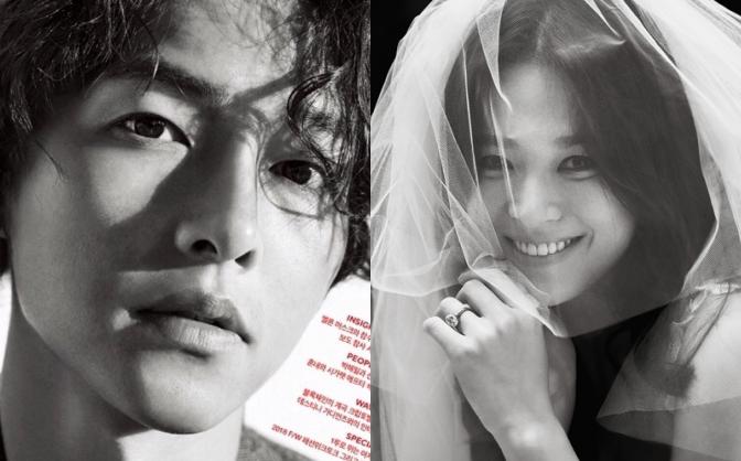 Tình như Song Joong Ki: Tiết lộ bí quyết giữ lửa tình yêu suốt 1 năm kết hôn, tấm tắc khen vợ tôi quá đẹp đi - Ảnh 1.