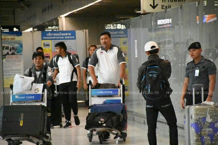 Trong ngày U23 Việt Nam mở hội, U23 Thái Lan làm điều khiến CĐV thêm phần ngao ngán 3