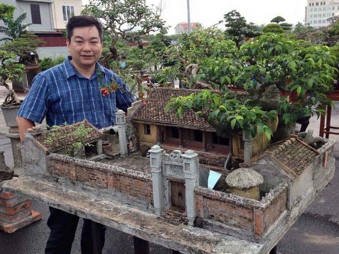 Chậu cây bonsai của người đàn ông khiến dân mạng rần rần chia sẻ, gọi là kiệt phẩm 2