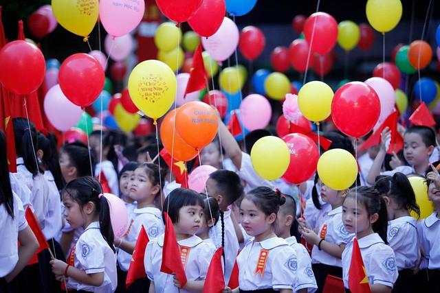 Hình ảnh Bộ GD&ĐT yêu cầu lễ khai giảng năm học mới chỉ tổ chức vào buổi sáng ngày 5/9 số 1