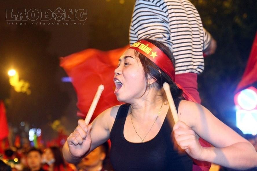 Tứ kết ASIAD 2018: Hà Nội cử hơn 500 cảnh sát tuần tra sau trận Việt Nam - Syria 1