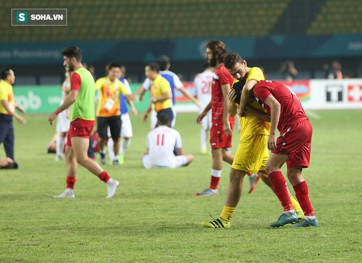 Nước mắt Syria và lời khuyên sáo rỗng của tay phóng viên Australia cho U23 Việt Nam 3