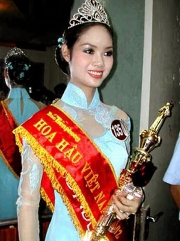 Cuộc sống an phận, sớm rời xa ánh hào quang của Hoa hậu Việt Nam 2002 2