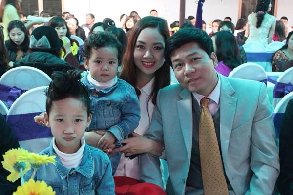 Cuộc sống an phận, sớm rời xa ánh hào quang của Hoa hậu Việt Nam 2002 4