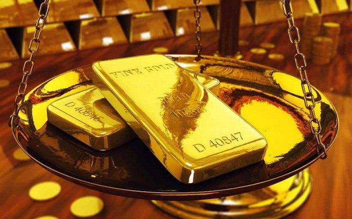 Giá vàng hôm nay 28/8/2018: Tăng liên tiếp khi đồng USD đi xuống thảm hại 1
