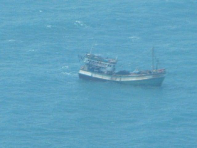 Một tàu cá và 4 thuyền viên mất tích suốt hơn 3 tháng 1
