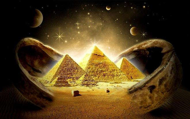 Những lý do chứng minh đại kim tự tháp Giza có thể là