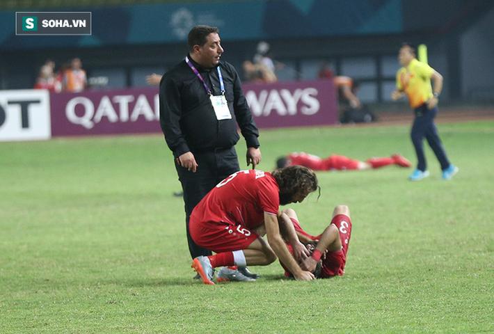 Nước mắt Syria và lời khuyên sáo rỗng của tay phóng viên Australia cho U23 Việt Nam 1