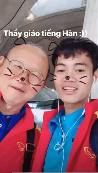 Chuyện khó tin về Văn Toàn U23: Quá hâm mộ, xin Thủ tướng Hàn Quốc