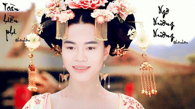 Không thể nhịn cười khi Văn Toàn được ghép ảnh thành Ngọc Trinh, Hương Giang, Tiểu Long Nữ - Ảnh 17.