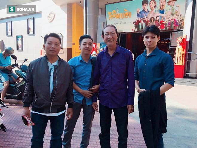 Nghệ sĩ Lê Bình gặp chuyện không hay trước thông tin