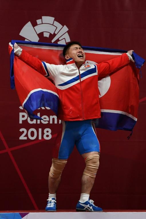 Vận động viên Triều Tiên được thưởng nhà và xe nhờ huy chương Asiad 1