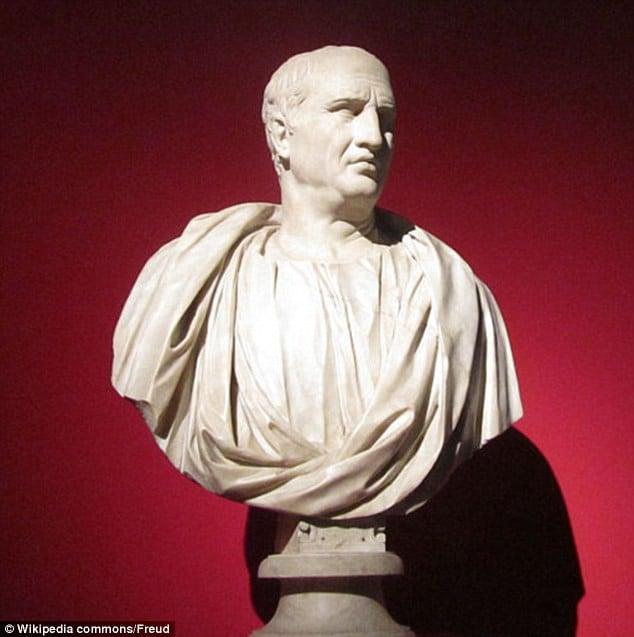 Bí kíp để tồn tại trong xã hội La Mã xưa là mặt dày, vì gạch đá online ngày nay không bằng một góc 1