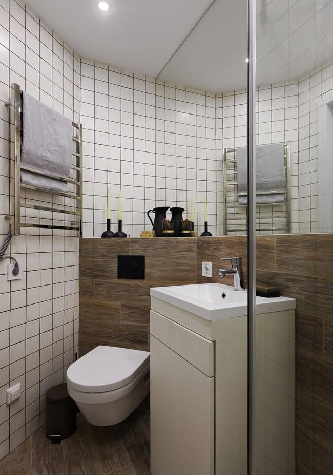 Căn hộ nhỏ vỏn vẹn gần 18m² này chứng minh cho bạn thấy ở nhà nhỏ vẫn tuyệt như nhà to - Ảnh 16.