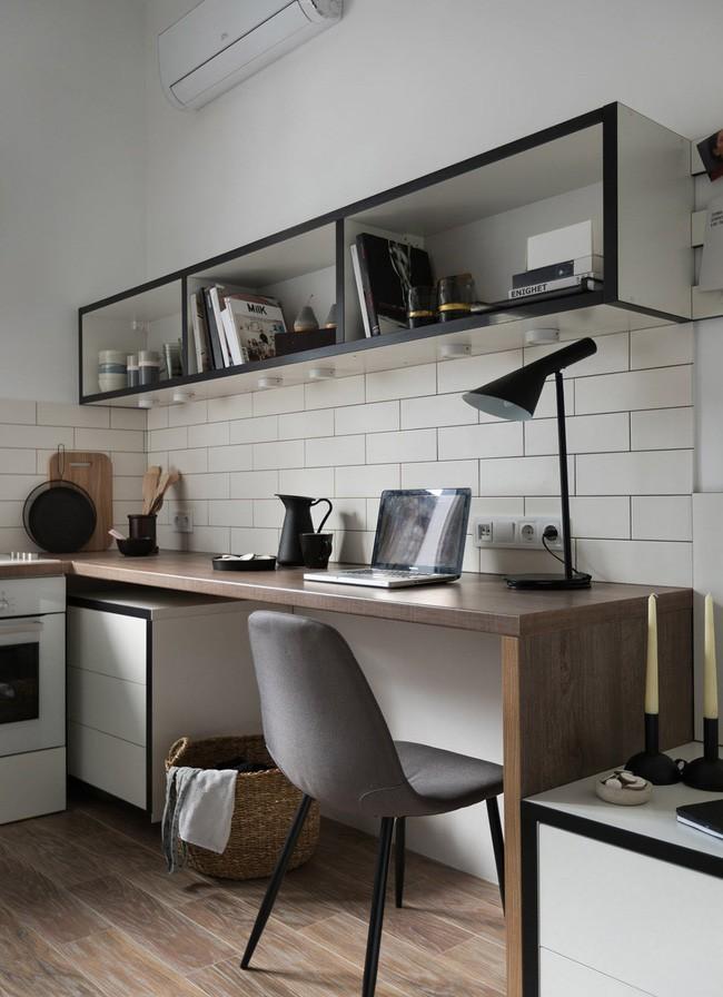 Căn hộ nhỏ vỏn vẹn gần 18m² này chứng minh cho bạn thấy ở nhà nhỏ vẫn tuyệt như nhà to - Ảnh 7.