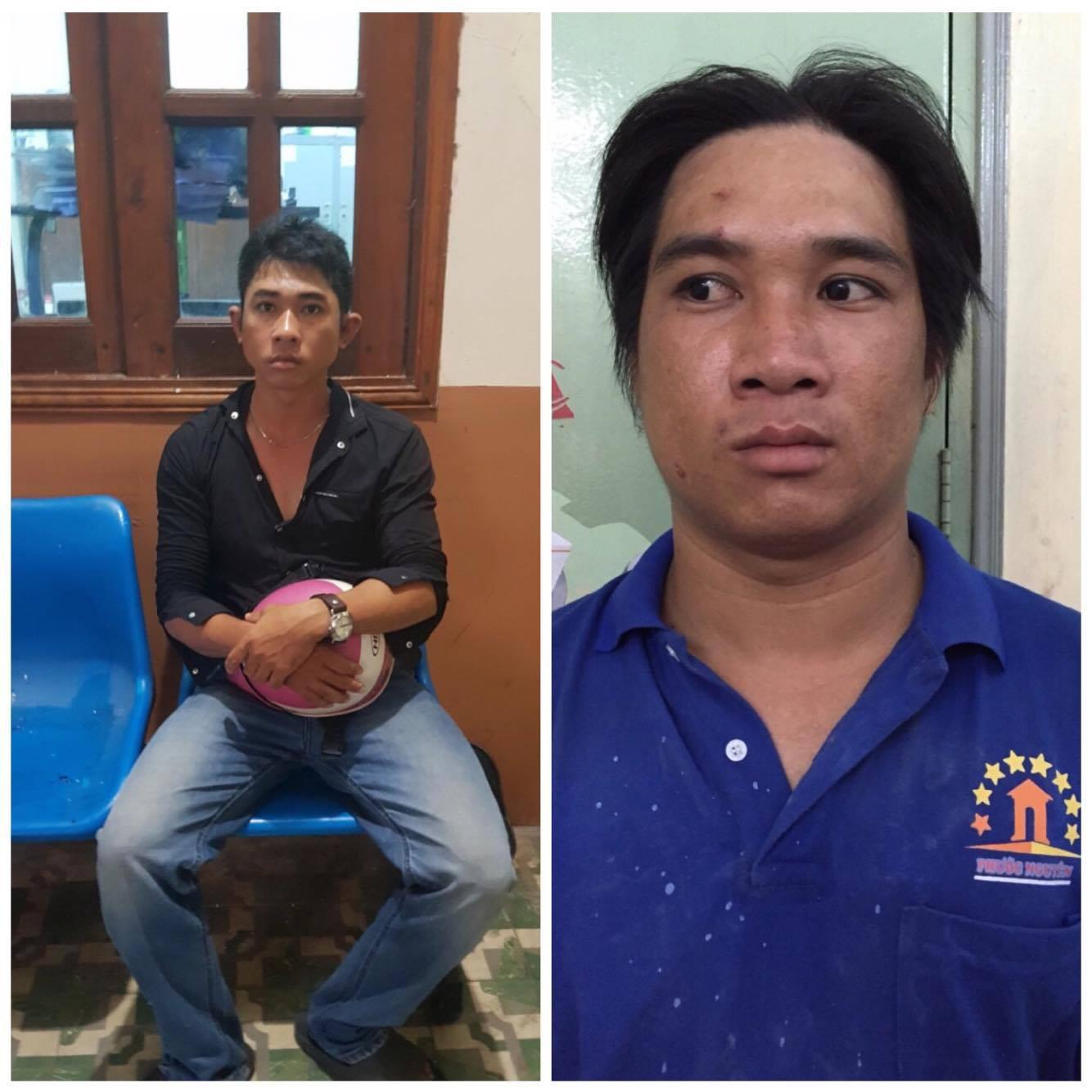 Hai anh em ở Sài Gòn rủ nhau đi trộm, vào tù cùng cha mẹ 1