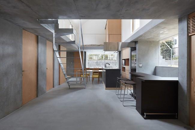 Ngôi nhà bình dị ở vùng quê của vợ chồng người Nhật có thiết kế đơn giản nhưng cực thông minh - Ảnh 8.