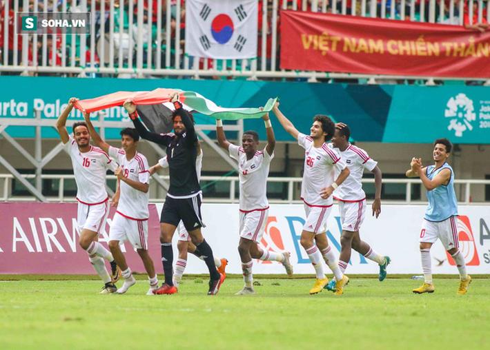 HLV U23 UAE: