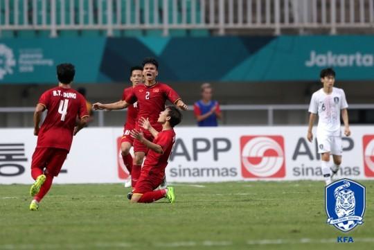 U23 Việt Nam được ca ngợi là