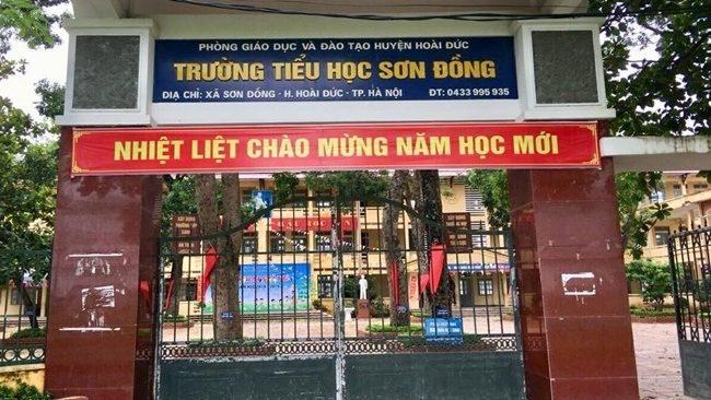 Hà Nội: Phụ huynh bị công an triệu tập vì lên Facebook tố trường lạm thu 1
