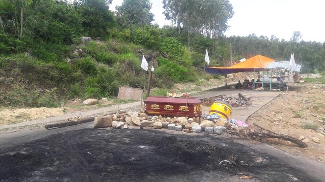 Công an Quảng Ngãi bắt giữ hàng loạt đối tượng gây rối vụ bao vây nhà máy rác 1