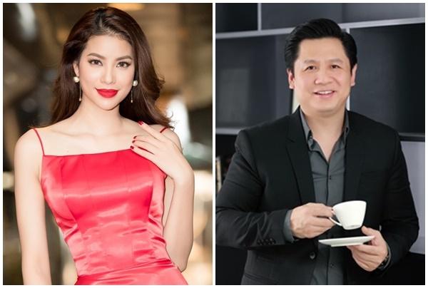 Thực hư tin đồn Hoa hậu Phạm Hương sang Mỹ kết hôn với đại gia 2