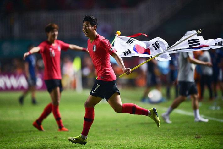 Hé lộ số tiền đội tuyển Olympic Hàn Quốc nhận được sau chiếc HCV ASIAD 1