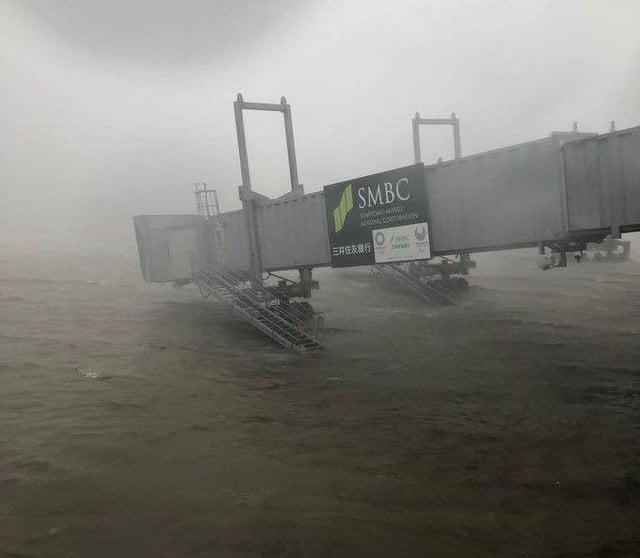 Siêu bão mạnh nhất ¼ thế kỷ đổ bộ, Nhật Bản bị tàn phá như trải qua thảm họa kép động đất, sóng thần năm 2011 4