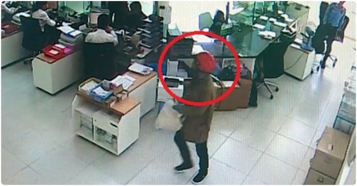 Video: Lộ diện hai thanh niên nổ súng cướp ngân hàng ở Khánh Hòa 1