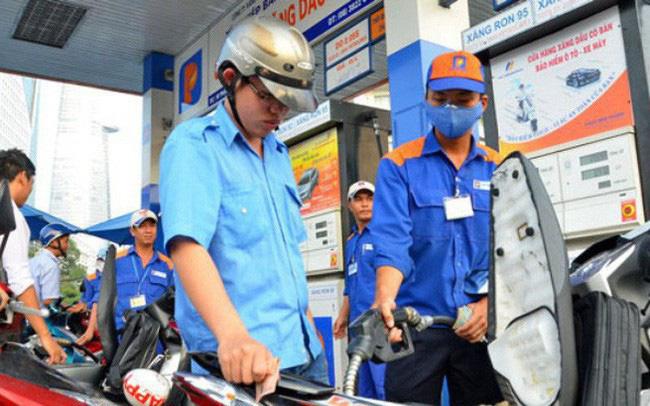 Hình ảnh Giá xăng dầu đồng loạt tăng từ 15h chiều nay số 1