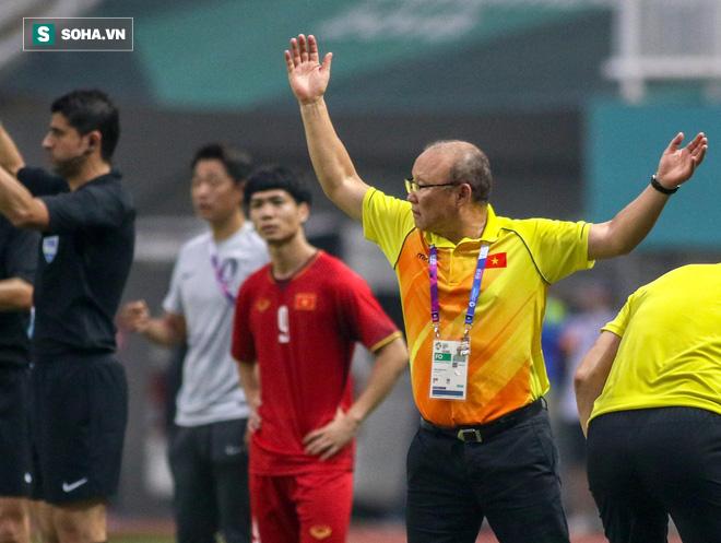 Báo Hàn Quốc ngạc nhiên với mức lương của HLV Park Hang-seo tại Việt Nam 1