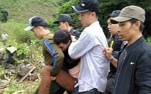 Hành trình hơn 100 chiến sỹ Công an vượt đường rừng gần 20km bắt kẻ sát hại tài xế xe ôm 1