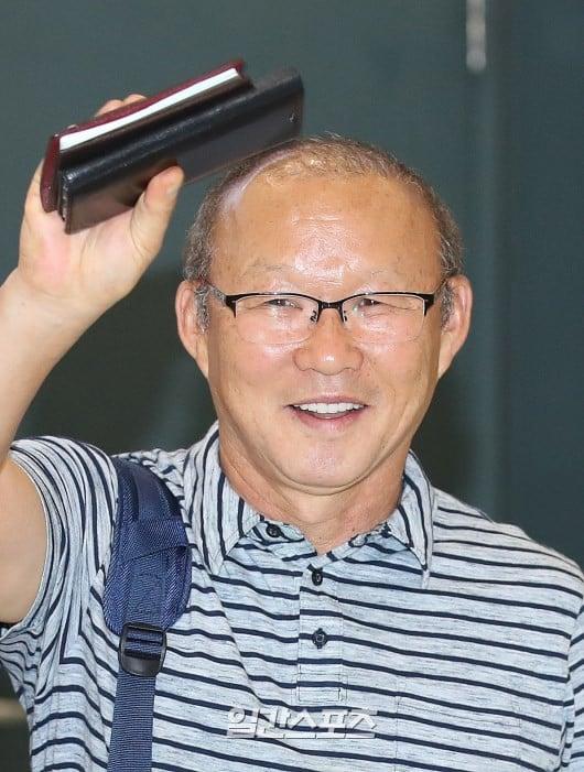 Vừa về Hàn Quốc, HLV Park Hang-seo phát biểu bất ngờ về hợp đồng dẫn dắt ĐT Việt Nam 1