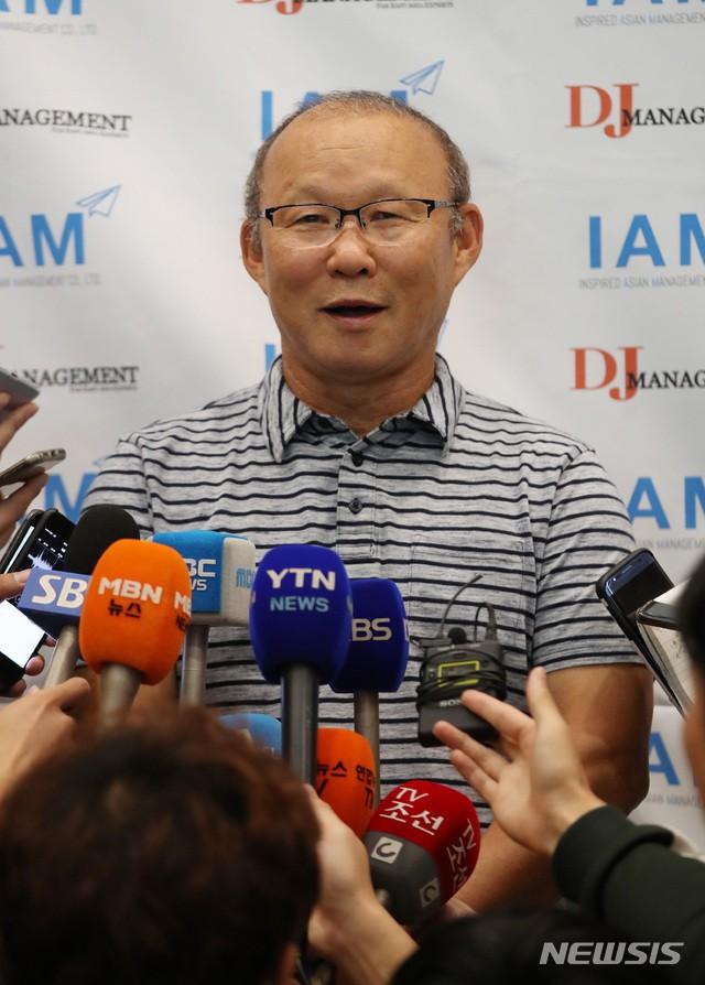 Vừa về Hàn Quốc, HLV Park Hang-seo phát biểu bất ngờ về hợp đồng dẫn dắt ĐT Việt Nam 3